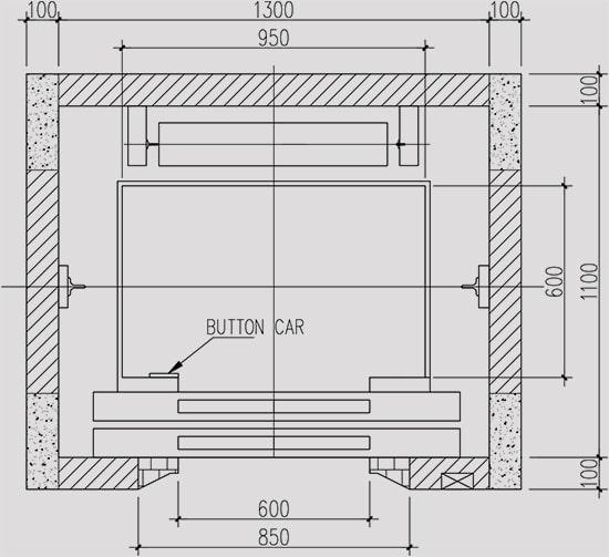 thang máy siêu nhỏ tải trọng 200kg