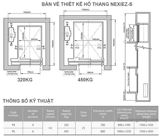 thiet-ke-thang-may-mitsubishi-nexiez-s-thai-lan